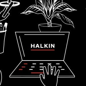 Halkin Illustration