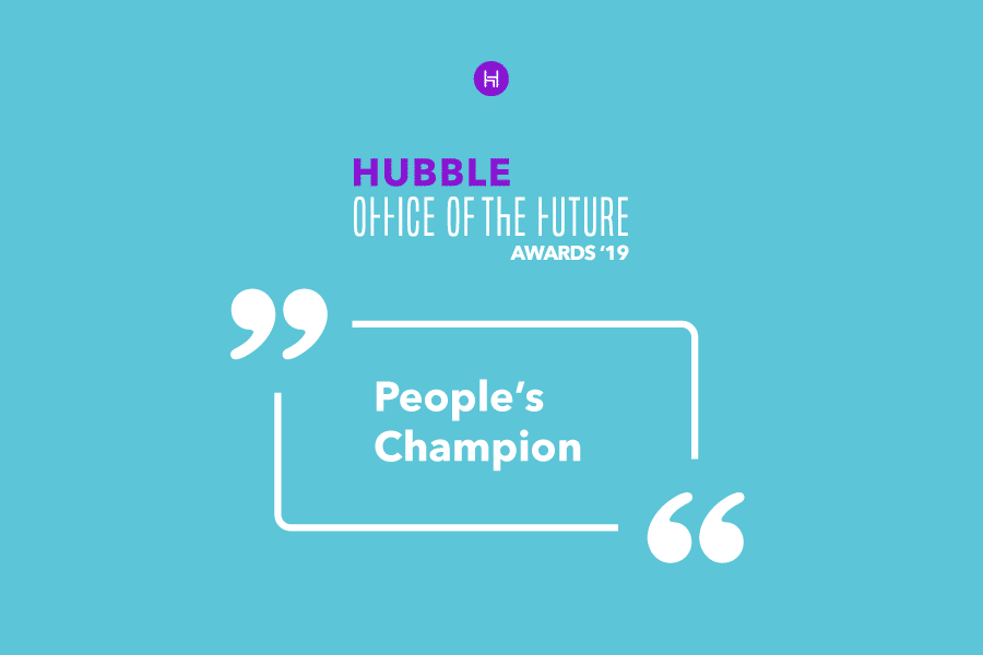 Hubble People's Champion