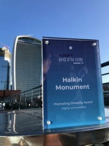 Halkin Promoting Diversity Award