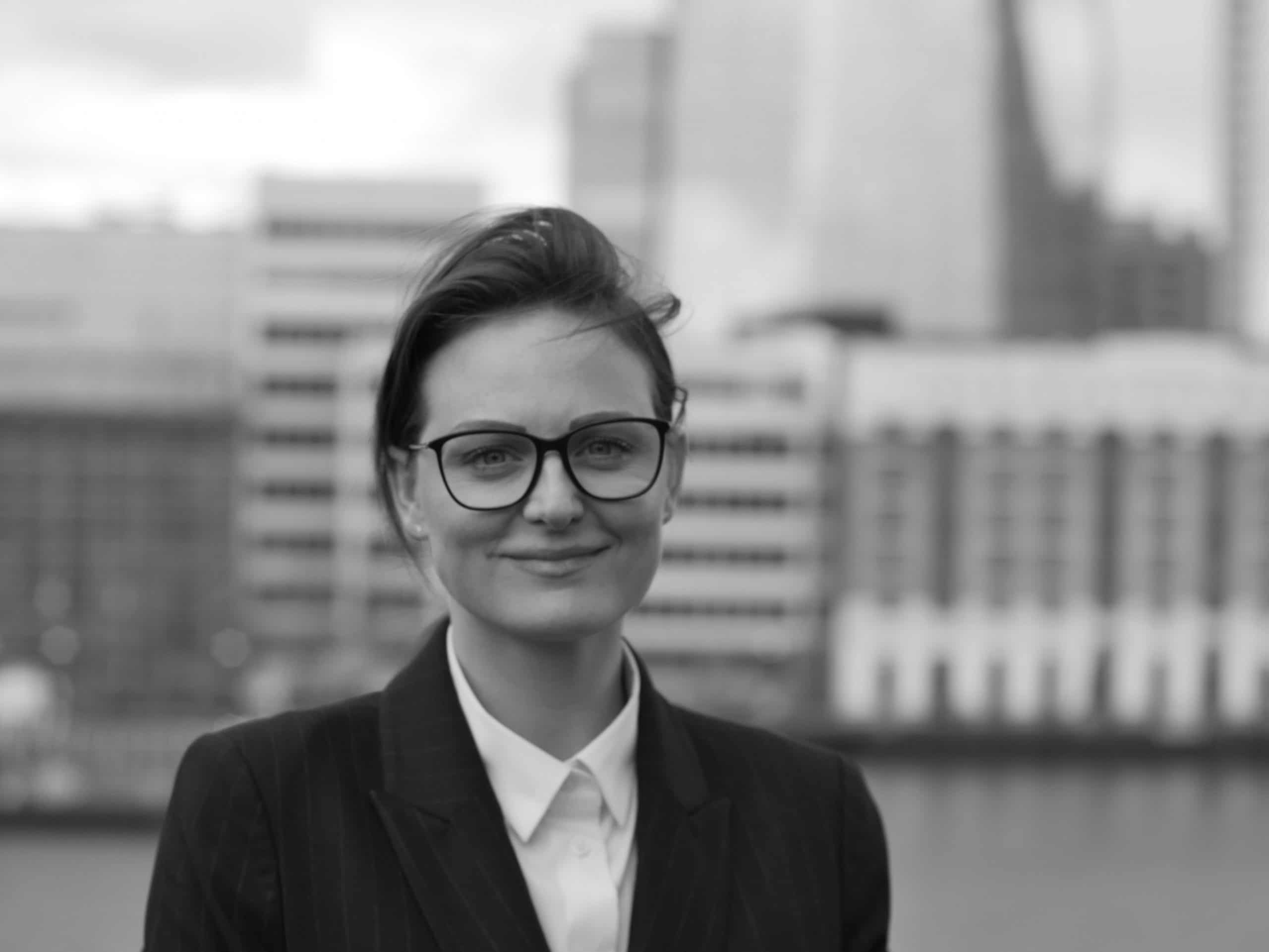 #HumansOfHalkin, Danielle, Field Sales Executive Halkin Offices