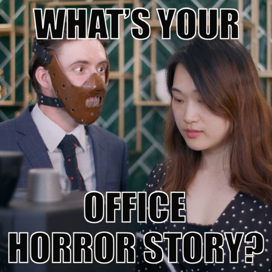 What's your office horror story - bad coffee?
