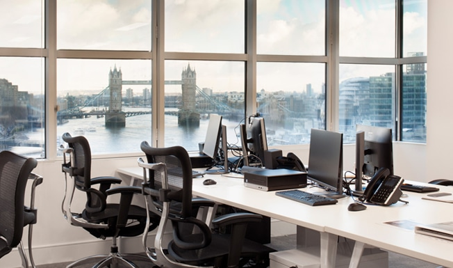 Monument managed offices